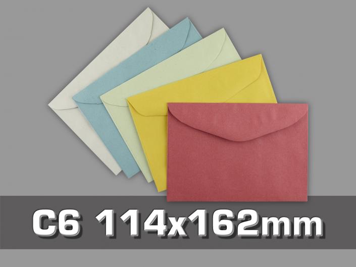 Wahlumschläge C6 114x162mm